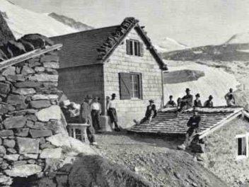 Trifthütte 1906-1887