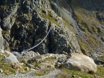 Anreise Triftbrücke